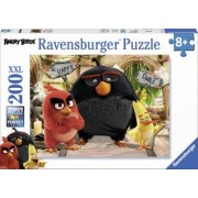 PUZZLE ANGRY BIRDS 200 PIESE Ravensburger
