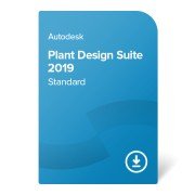 Autodesk Plant Design Suite 2019 Standard licencja pojedyncza (SLM)