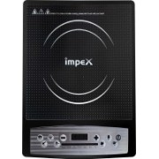 Impex Omega L4 Induction Cooktop(Black, Push Button)