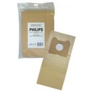 Philips Triathlon bolsas para aspiradoras (10 bolsas)