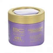 Schwarzkopf Bc Bonacure Oil Miracle Barbary Fig & Keratin Mask 150L For Dry And Brittle Hair Per Donna (Cosmetic)