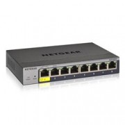 NETGEAR SWITCH GIGABIT SMART MANAGED PRO 8P