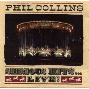 Phil Collins - Serious Hits...Live! (0090317255026) (1 CD)