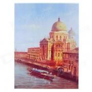 Lapiz de Venecia Lino Pintura al oleo - multicolor