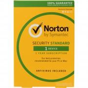 Symantec Norton Security Standard 1 PC Mac iOS Android 1 Anno ESD