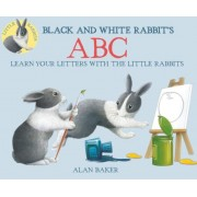 Black and White Rabbit's ABC, Paperback
