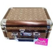 Pride Elena to store cosmetics Vanity Box (Brown)