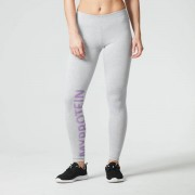 Myprotein Logo Leggings - S - Grey