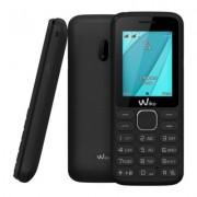 """Telemóvel WIKO LUBI 4 1,77"""""""" Dual Sim, FM, USB1,1, Cam BLACK"""