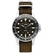 Timex Navi Harbor Steel/Black Dial