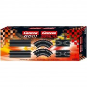 Carrera 61600 go!!! - set accessori n. 1 piste per automobiline