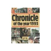 Chronicle of the year 1993 - Collectif - Livre