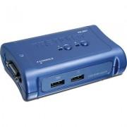 PC Preklopnik Trendnet 2-Port USB KVM Switch Kit (TK-207K)
