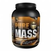 Gold Nutrition Pure Mass 1500g - Chocolate