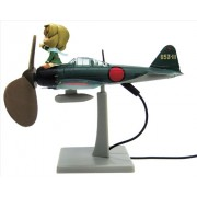 Fleet Collection - This Ship - Fifty-two Zero Fighter Type (Saitama Canteen Fairy Version) Usb-type Electric Table...
