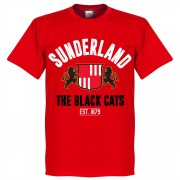 Retake Sunderland Established T-Shirt - Rood - L