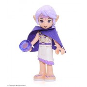 LEGO Elves MiniFigure - Aira Windwhistler (w/ Cape) From Set 41077