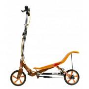 Trotineta space scooter x580 series, portocaliu
