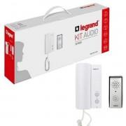 Kit interfon audio pentru o familie Legrand 369500