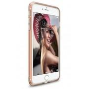 Husa Protectie Spate Ringke Air Rose Gold pentru Apple iPhone 7 Plus si folie protectie display