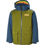 Helly Hansen Skyhigh Skijacke, Fir Green 152