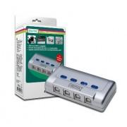 DA-70136-1 SWITCH USB B 2.0 4 PUERTOS CONMUTABLES