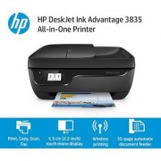 HP DeskJet Ink Advantage 3835 AiO Wireless Printer (P S C Fax Wifi ADF)