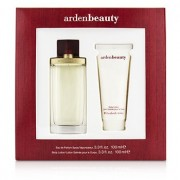 Arden Beauty Coffret: Eau De Parfum Spray 100ml/3.3oz + Body Lotiion 100ml/3.3oz 2pcs Arden Beauty Комплект: Парфțм Спрей 100мл + Лосион за Тяло 100мл