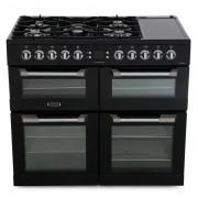 Leisure Cuisinemaster CS100F520K 100cm Dual Fuel Range Cooker - Black
