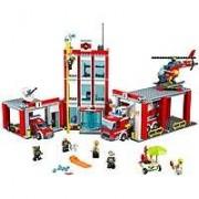LEGO City kocke - Vatrogasci - Vatrogasna Stanica 60110