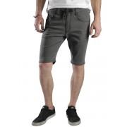 pantaloni scurți bărbați SANTA CRUZ - Kustom - Epocă Negru - SCWSK S15