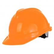Casca de protectie industriala ventilata / portocaliu