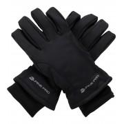 ALPINE PRO KAHUGEN Unisex lyžařské rukavice UGLM006990 černá L