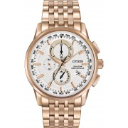 Ceas barbatesc Citizen AT8113-55A World Chronograph A-T Eco-Drive Sapphire