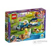 LEGO Friends - Vehiculul cu remorcă al Stephaniei - (41364)