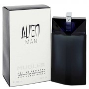 Thierry Mugler Alien Man Eau De Toilette Refillable Spray 3.4 oz / 100.55 mL Men's Fragrances 546607