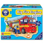Orchard Toys Big Fire Engine, Multi Color