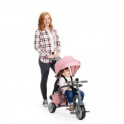 Tricicleta 4 in 1 Jazz Pink