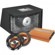 Kit HiFi per auto Raveland XAB-5000 MKII Orange Power