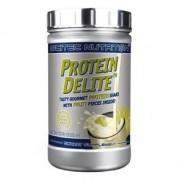 Scitec Nutrition Protein Delite shake de proteína de Baunilha e Ananas com tropeços