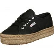 Superga 2730 Cotrop Damen Schuhe schwarz Gr. 35,0