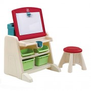 Step 2 Flip and Doodle Desk with Stool Easel