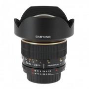 Samyang Obiectiv Foto DSLR 14mm F/2.8 ED AS IF UMC Montura Canon EF - Samyang Obiectiv Foto DSLR 14mm F / 2.8 ED AS IF UMC Montura Canon EF