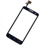 Geam cu touchscreen Alcatel One Touch X'Pop Original Negru