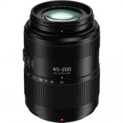 Panasonic lumix g 45-200mm f/4-5.6 ii power o.i.s. - 2 anni di garanzia