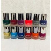 Juice Matte Nail Paint Set Of 6 - Assorted Colors