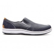 Rockport Plaintoe Slip On Herr, 44, Indigo