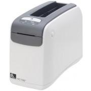 Zebra HC100 Termica diretta 300 x 300DPI Nero, Bianco