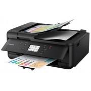 Multifunctional inkjet color Canon PIXMA TR7550, A4, 15 ipm, Duplex, Wi-fi (Negru)