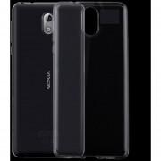 0,75 Transparente TPU Caso Para Nokia 3.1